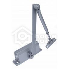 Доводчик дверной KEDR А051 (25-50кг) серый