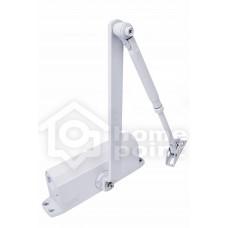 Доводчик дверной KEDR А062 (60-85кг) белый