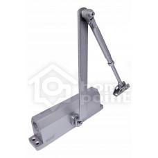 Доводчик дверной KEDR А082 (80-120кг) серый