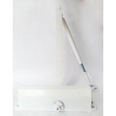 Дверной доводчик Kale Kilit KD002/50-442 с рычажной тягой белый