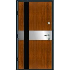 Входная дверь с влагостойкой фанерой 5