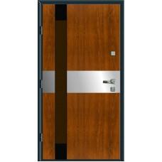 Входная дверь с влагостойкой фанерой 6