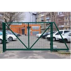 Ворота откатные 13
