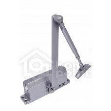 Доводчик дверной KEDR А061 (45-75кг) серый