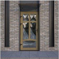 Двері пластикові 11