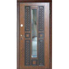 Двери с полимерными накладками 1