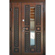 Двери с полимерными накладками 2