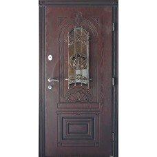 Двери с полимерными накладками 3