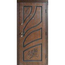 Двери с полимерными накладками 6
