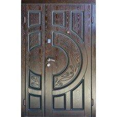 Двери с полимерными накладками 10