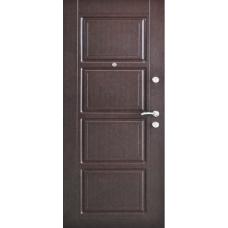 Двери с полимерными накладками 20