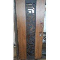 Входная дверь с влагостойкой фанерой Викинг 23