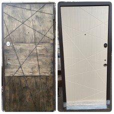 Входная дверь с влагостойкой фанерой 36