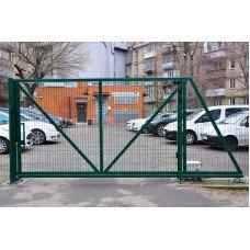 Ворота відкатні 13