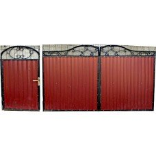 Ворота комплект 4