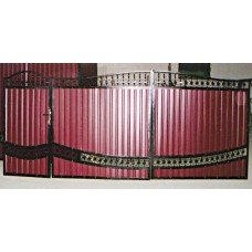 Ворота комплект 8