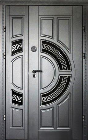 Как выбрать утепленную входную дверь